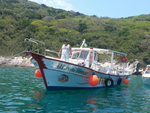 Barco Exclusivo (Arraial) 2