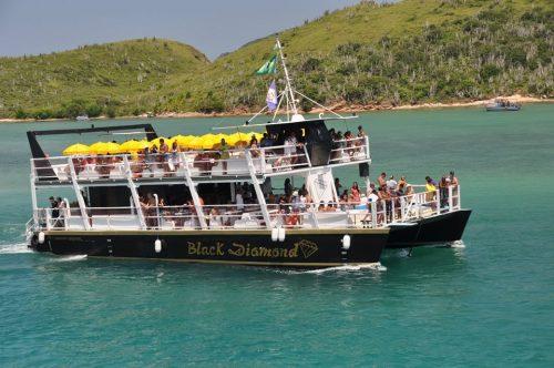 Passeio de Barco - Cabo Frio RJ 1