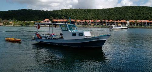 """Barco exclusivo """"Cabo Frio"""" 2"""