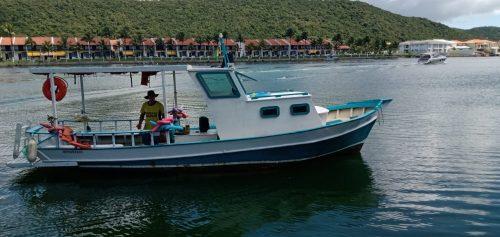 """Barco exclusivo """"Cabo Frio"""" 3"""