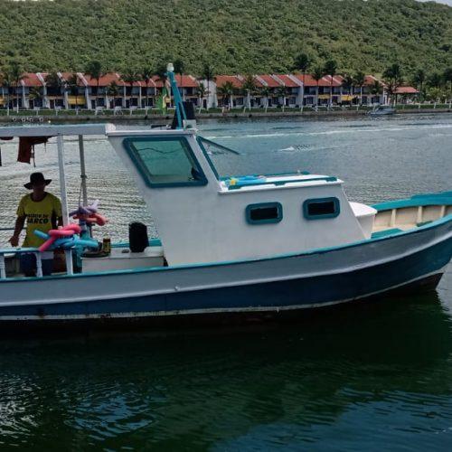 """Barco exclusivo """"Cabo Frio"""""""
